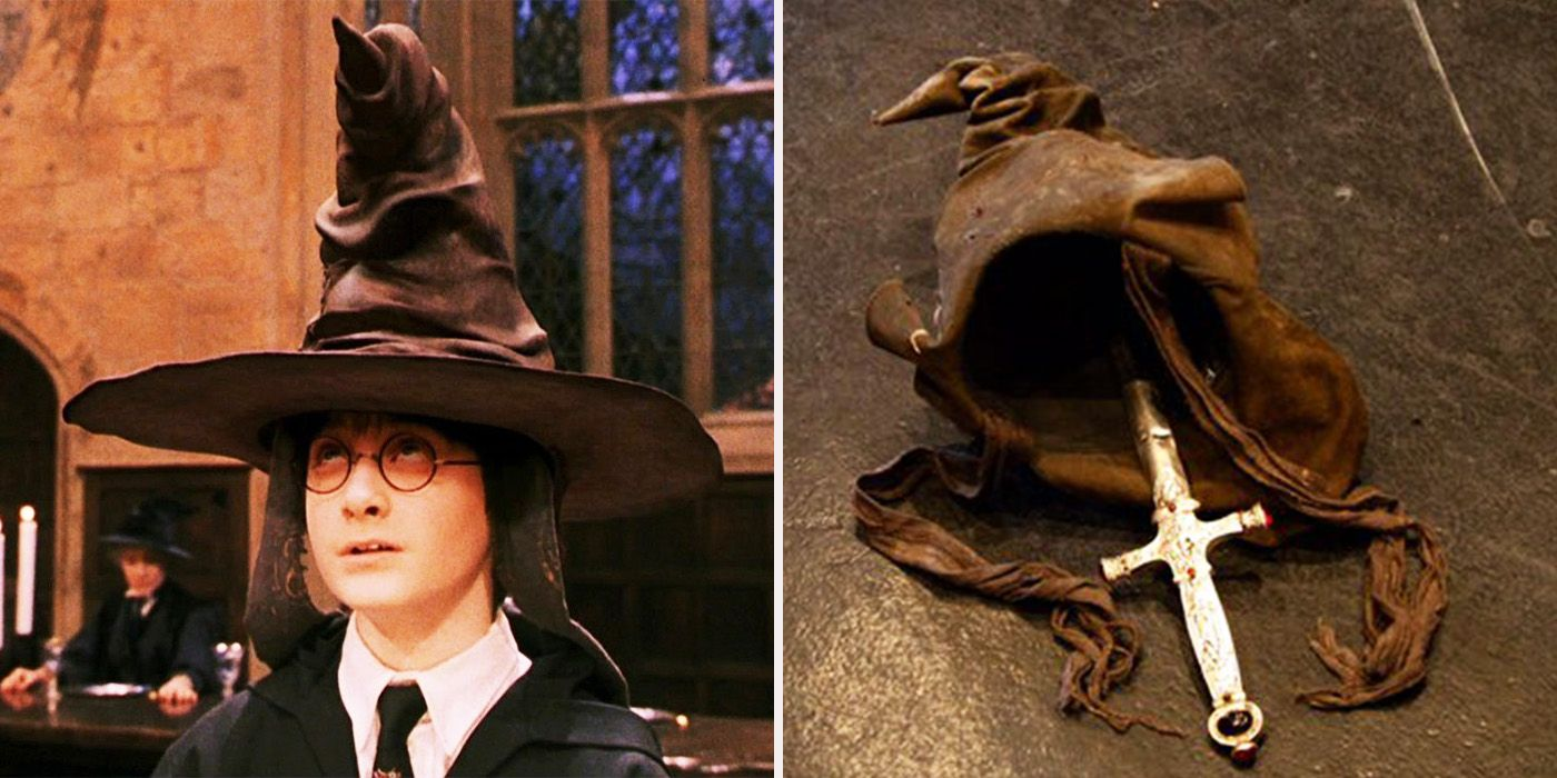 Things You Never Knew About The Sorting Hat | ScreenRant