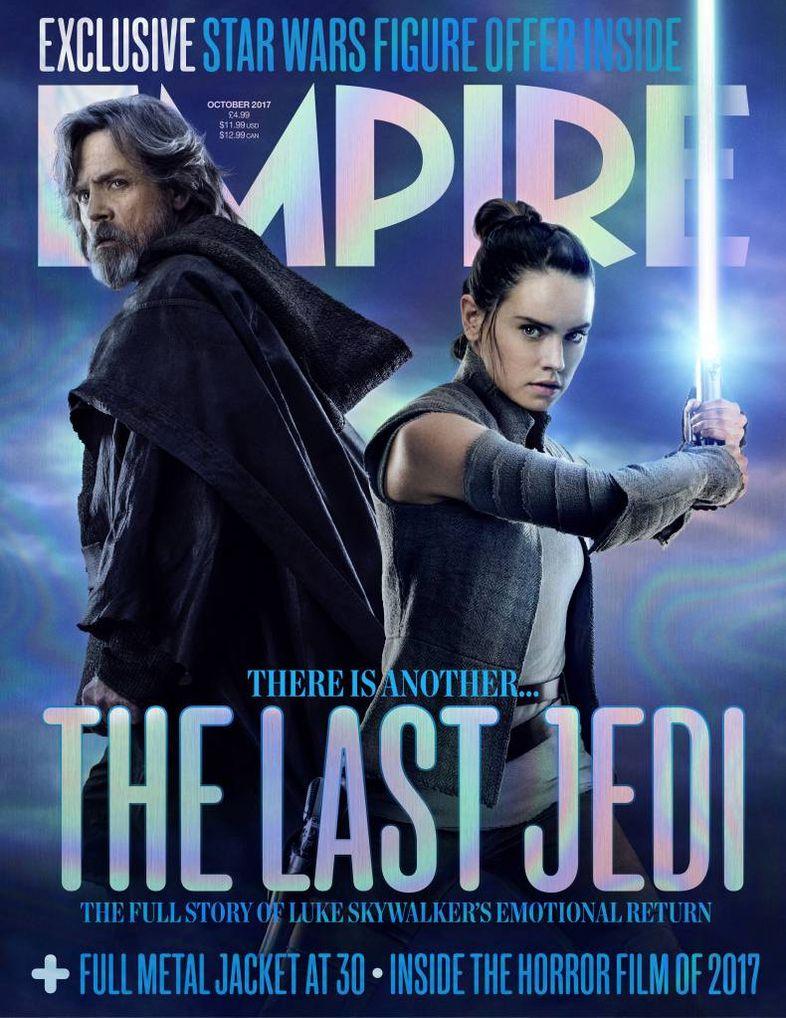 Star Wars: Episode VIII de Rian Johnson!!! - Page 9 Star-Wars-Last-Jedi-Empire-Cover-Luke-Rey