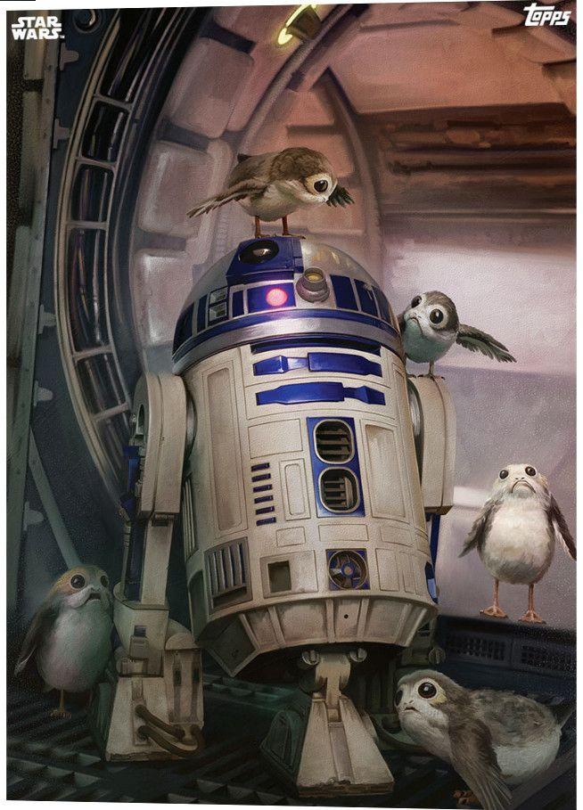 Star-Wars-The-Last-Jedi-Topps-Card-R2-D2