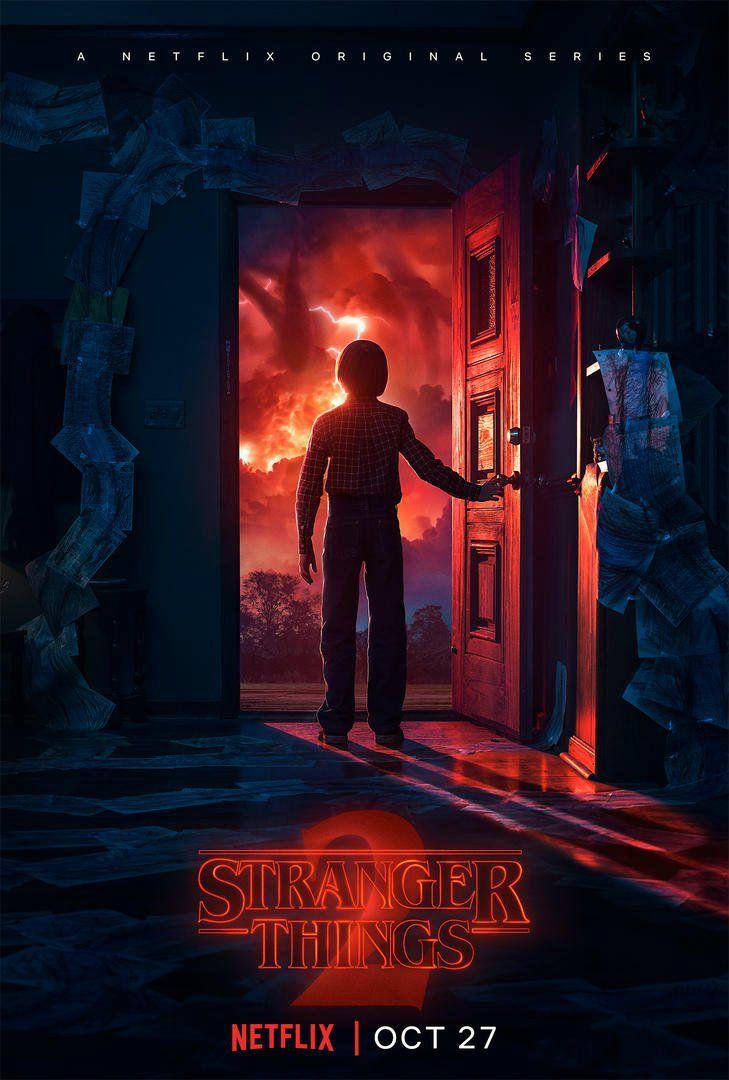 Stranger Things                 - Page 3 Stranger-Things-Season-2-Poster