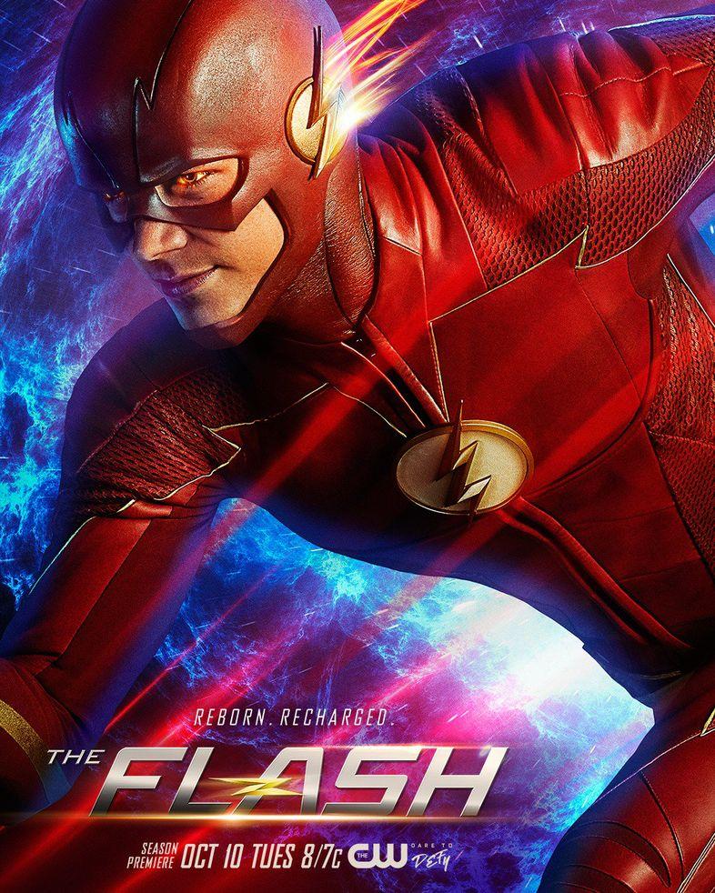 Flash la série! - Page 33 The-Flash-Season-4-Poster