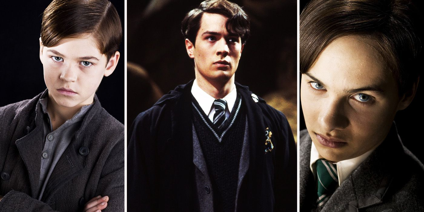 Facts About Tom Riddle Before He Was Voldemort | ScreenRant