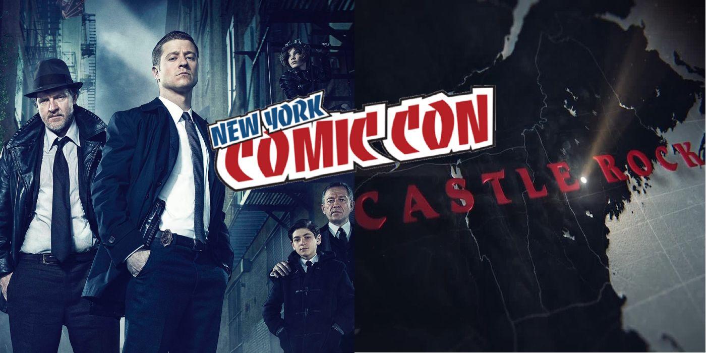 WBTV Reveals New York Comic Con 2017 Lineup | ScreenRant