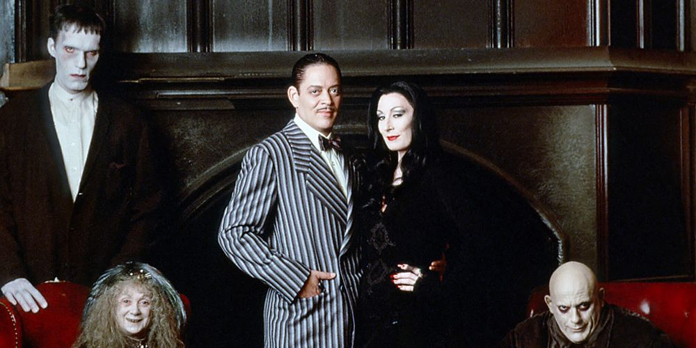 Addams Family Animated Movie Starts Production