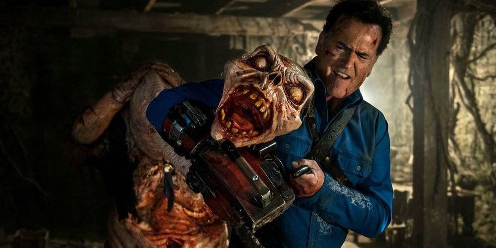 Bruce Campbell Criticizes Illegal Downloaders of Ash vs. Evil Dead