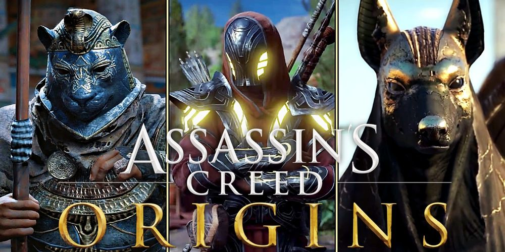 Assassin's Creed Origins: How To Unlock Legendary Outfits
