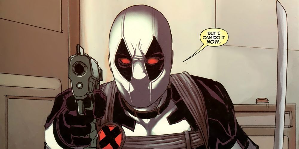 Does Deadpool 2 Set Photo Tease Gray X-Force Costume?