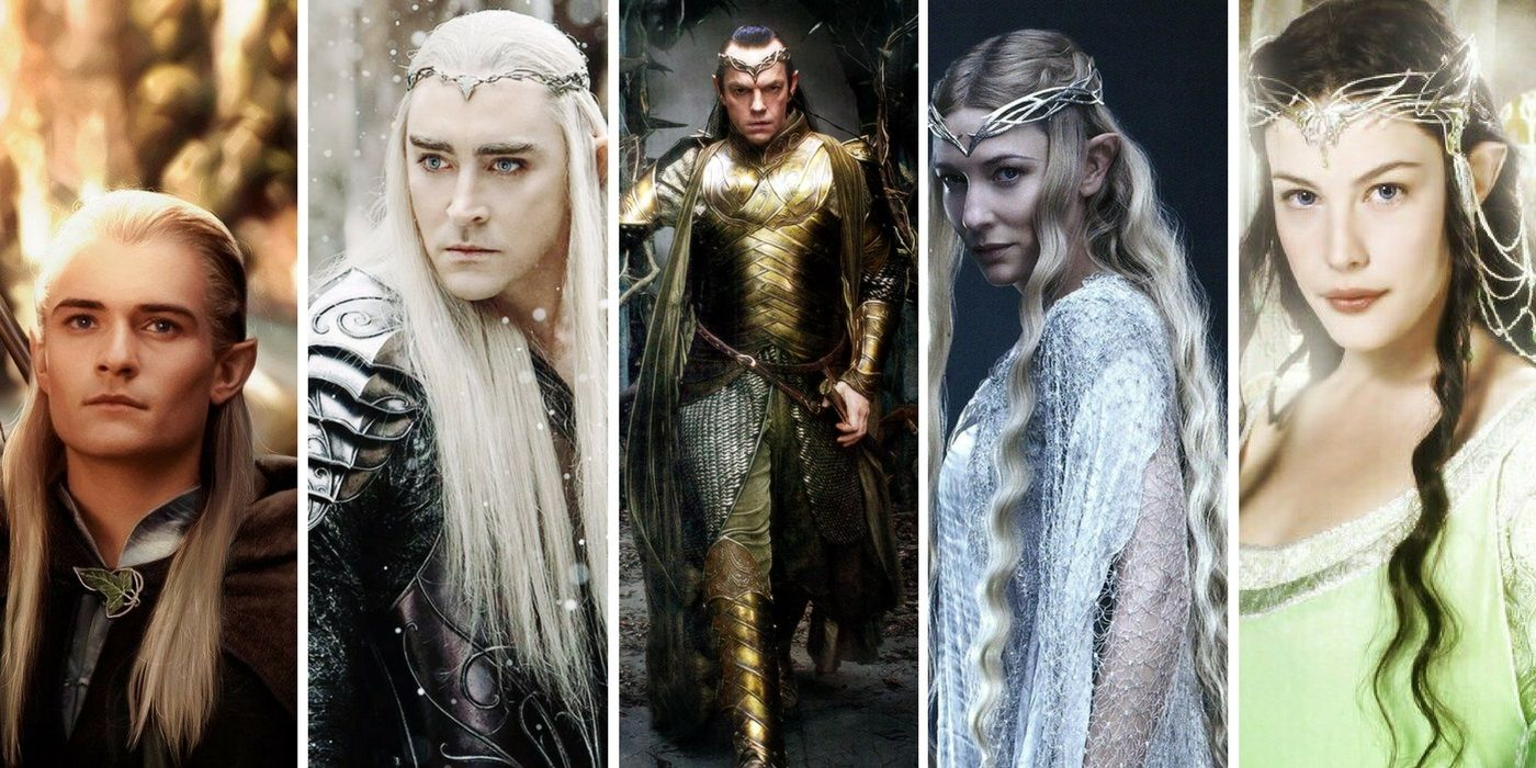 Most Powerful Elf In Lord Of The Rings
