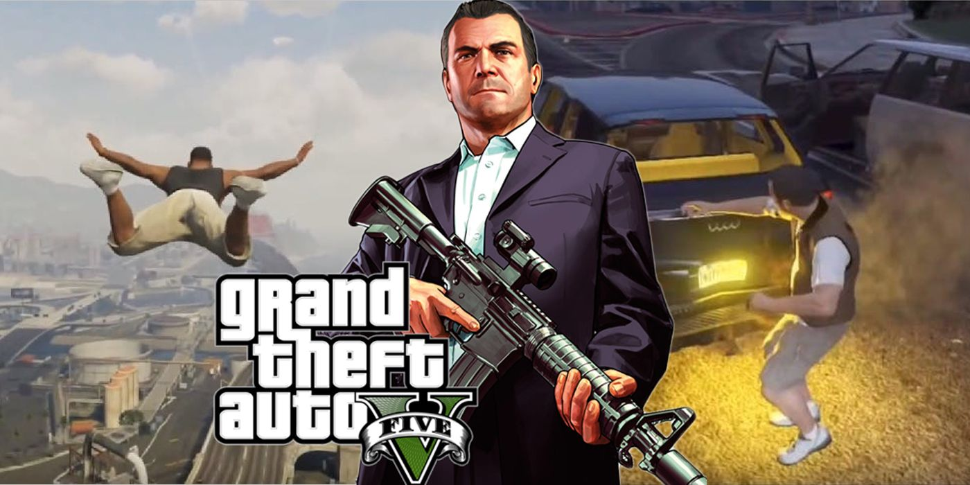 Grand Theft Auto V: Craziest Cheats | ScreenRant