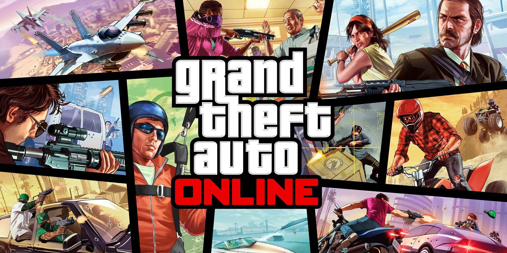 Grand Theft Auto Online - Free Game Hacks
