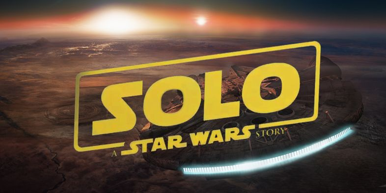 Les spin off de Star wars : Un film sur la jeunesse de Han Solo, et un autre sur Boba fett - Page 3 Han-Solo-Millenium-Falcon-Banner