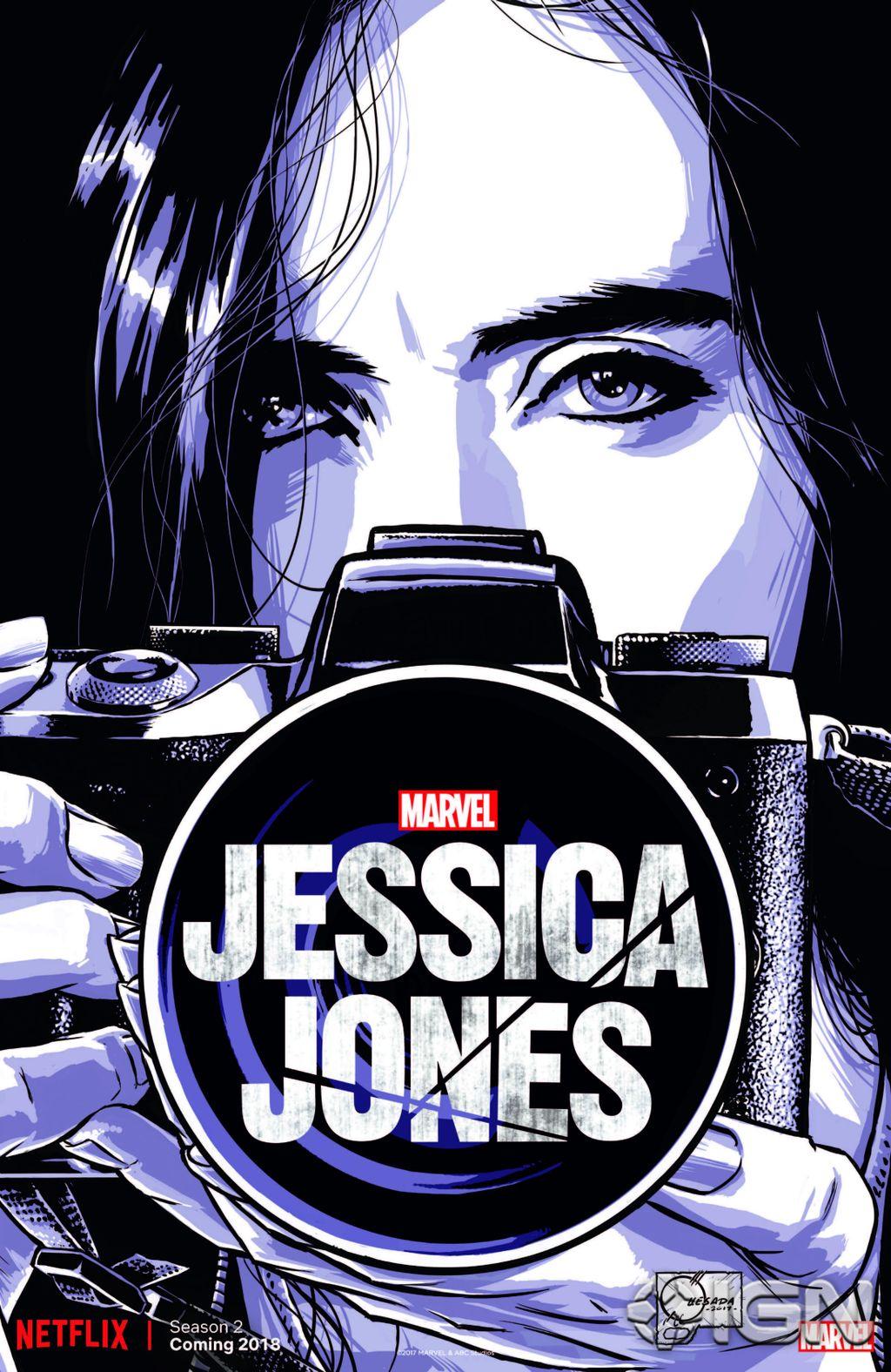 Jessica Jones ( Marvel ) - Page 3 Jessica-Jones-Season-2-NYCC-Poster