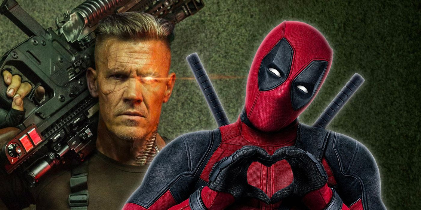 The First Real Trailer To The New Deadpool Movie Just ...