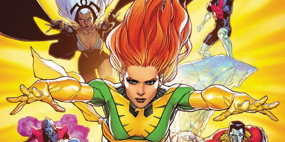 Marvel Brings Classic Jean Grey Back to Life