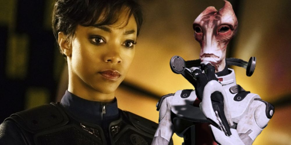 Did Star Trek: Discovery Just Have Its Mass Effect 2 Moment?
