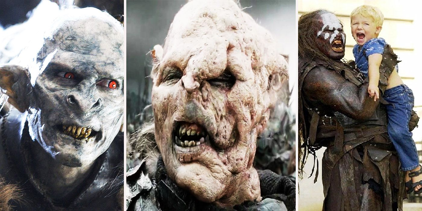Things You Never Knew About Orcs | ScreenRant