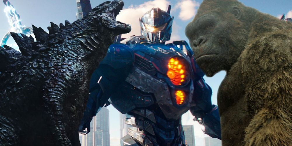 Pacific Rim Crossover With Kong & Godzilla is 'Always a Possibility'