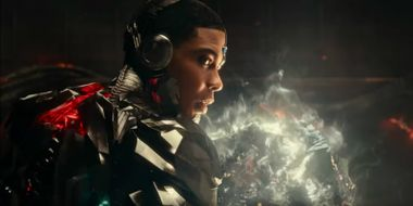 Justice League: Cyborg Finally Says 'Booyah'
