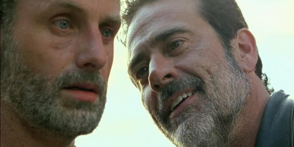 The Walking Dead: Why Rick Didn't Shoot Negan