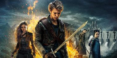 The Quest for the Sword of Shannara Has Finally Begun!