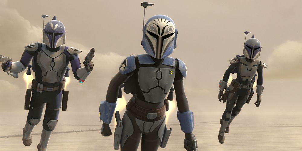 Star Wars Rebels Season 4 is Like 'Mandalorian Game of Thrones'