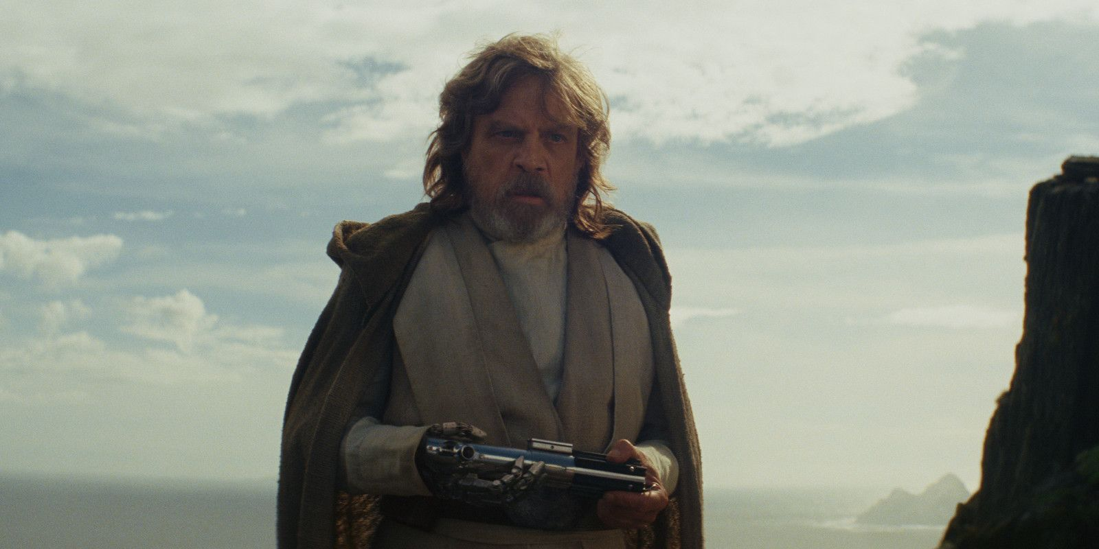 Star Wars: The Last Jedi Luke Skywalker