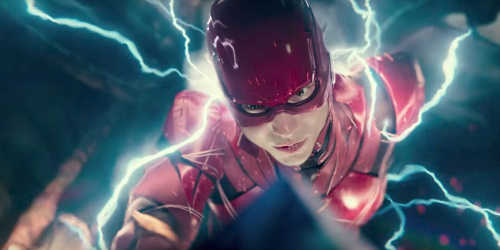 How Justice League's Flash Speed Shots Were Created By Matt Dolloff 3 hours ago 2