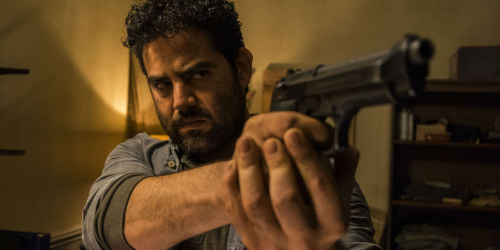 The Walking Dead: Morales' Return Was Totally Pointless