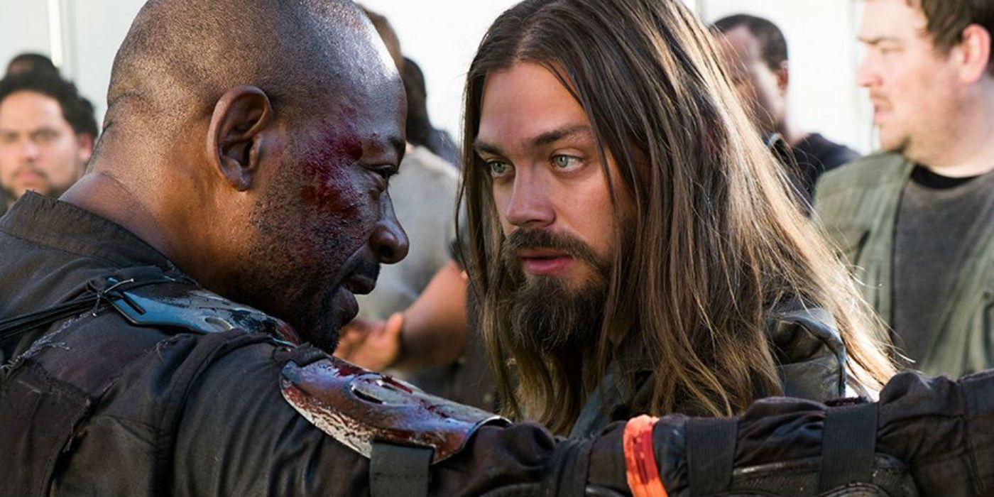 The Walking Dead Season 8 The Damned Morgan Jesus - The Walking Dead 8. Sezon