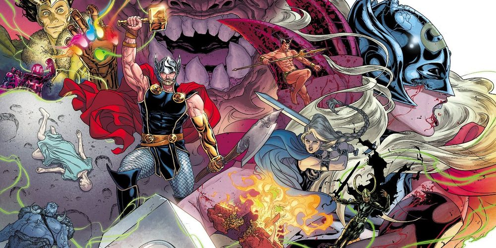 Thor's 700th Issue Sets the Stage for The Asgardian's Future