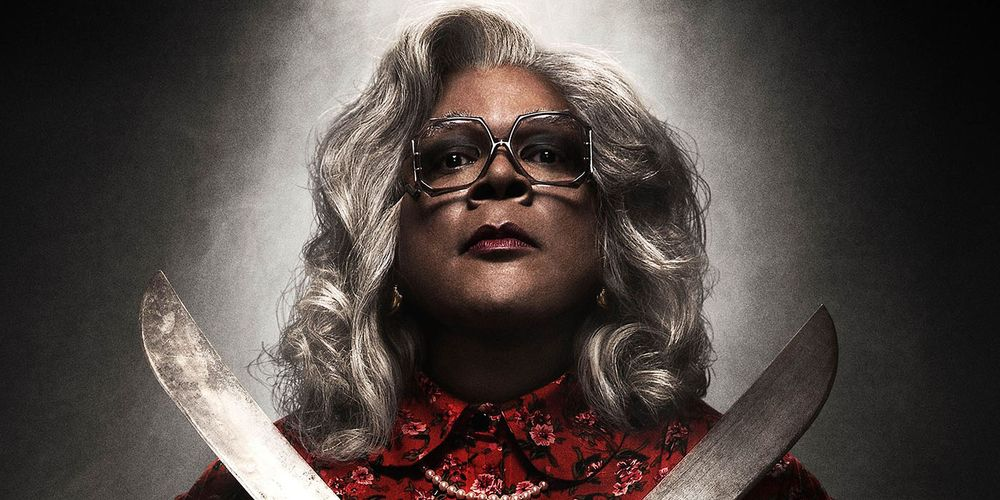 Madea's Boo 2! Beats Blade Runner, Snowman and Geostorm at Box Office