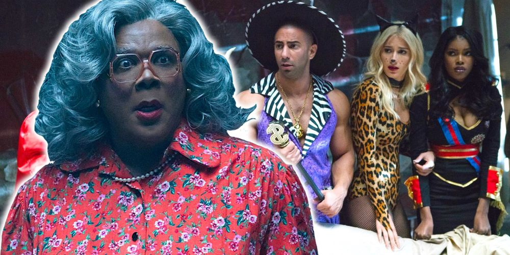 Most Brutal Reviews For Tyler Perry's Boo 2! A Madea Halloween
