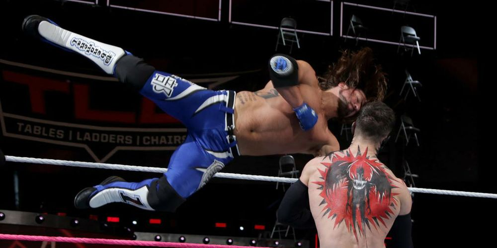 WWE TLC: AJ Styles and Finn Balor Steal the Show in Dream Match