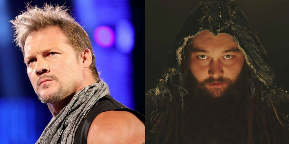 WWE Originally Planned For Chris Jericho To Replace Bray Wyatt At TLC