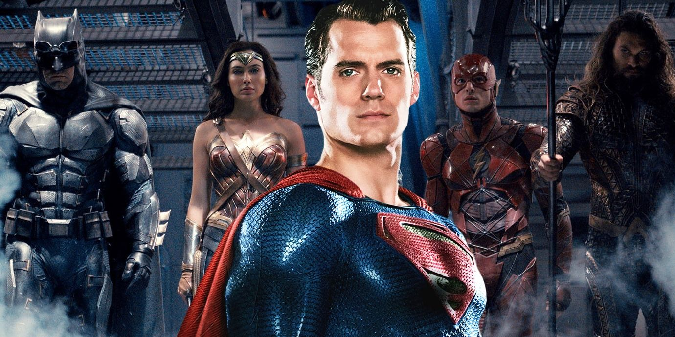 Justice league movie dead