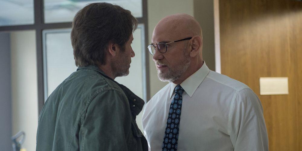 X-Files Season 11 Star Talks Tension Between Mulder and Skinner