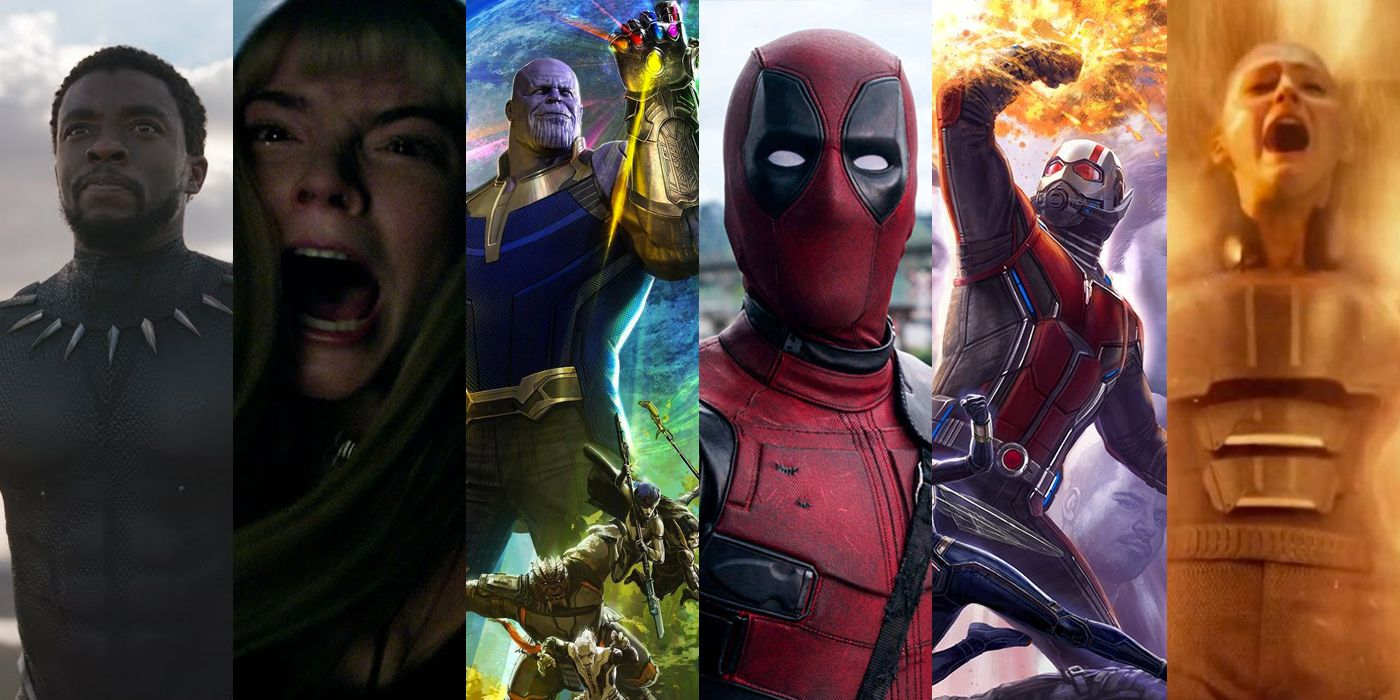 Which mcu movies are coming out this year screenrant - Film lego marvel ...