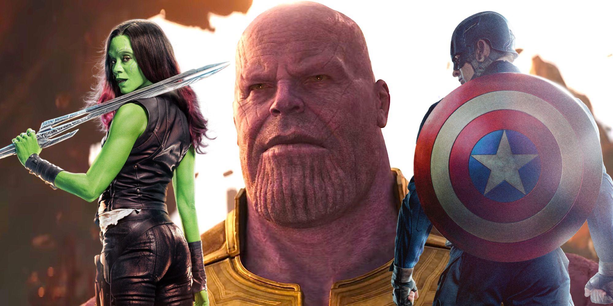 avengers: infinity war trailer vs. sdcc teaser | screenrant