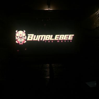Transformers Bumblebee Spinoff Unveils New Logo