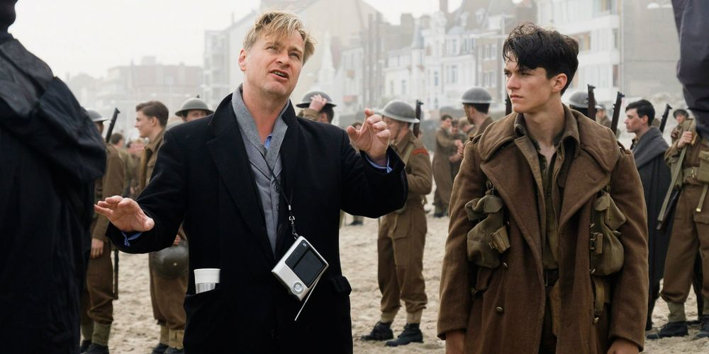 Christopher Nolan Consulted Steven Spielberg While Making Dunkirk
