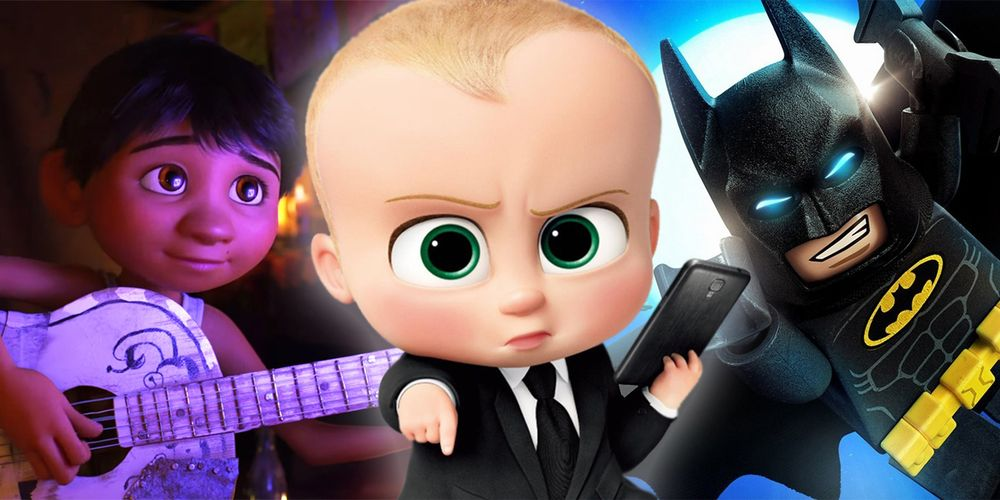 LEGO Batman Movie, Boss Baby & Coco Submitted For The Oscars