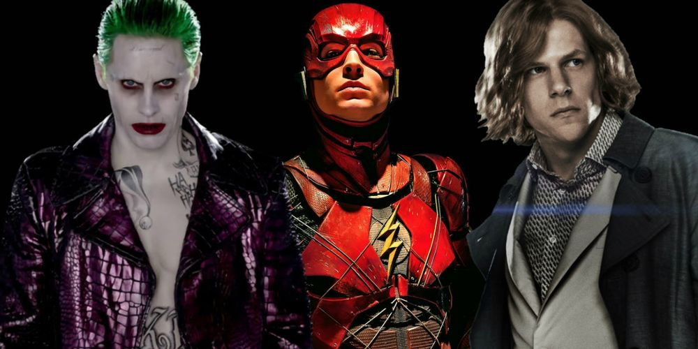 Ezra Miller Wants Injustice League for Justice League 2