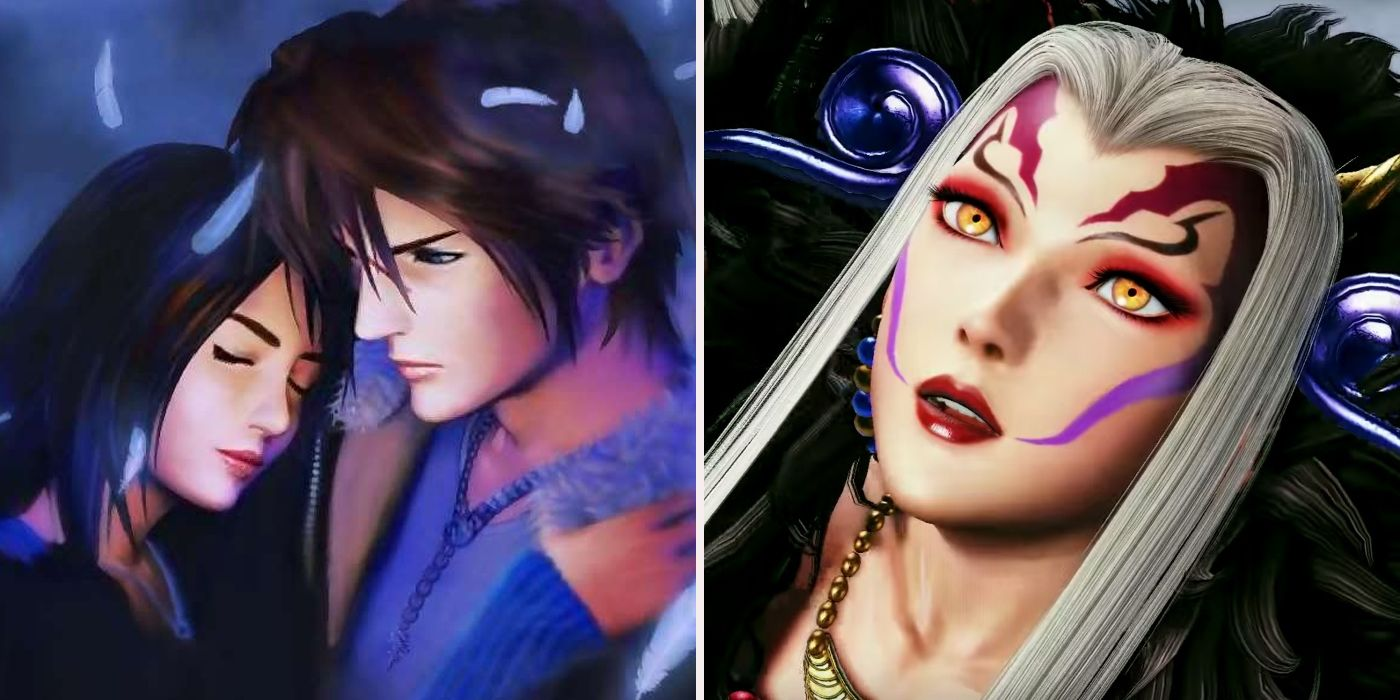 Things Cut From Final Fantasy Viii Remake Screenrant