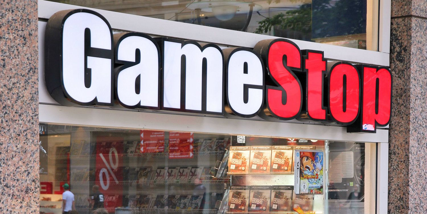 GameStop Is In Talks For A Buyout | ScreenRant