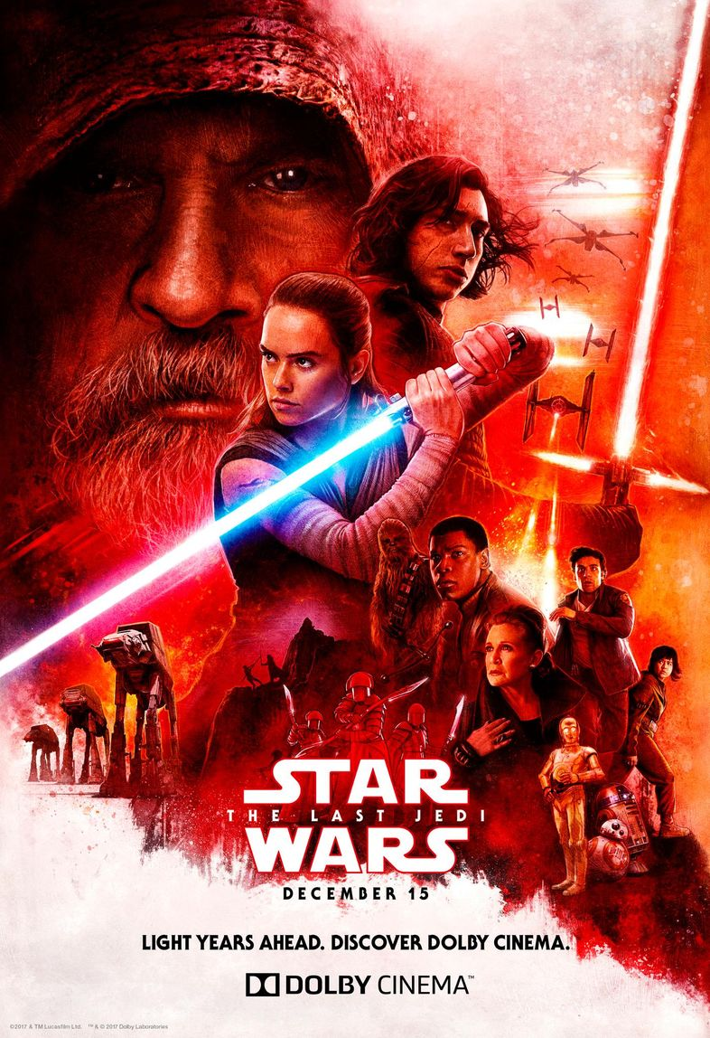 Star Wars: Episode VIII de Rian Johnson!!! - Page 12 Star-Wars-Last-Jedi-Dolby-Cinema-poster