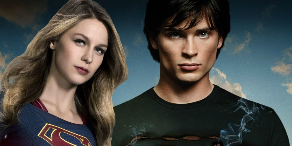 Supergirl Just Dropped a MAJOR Smallville Reference
