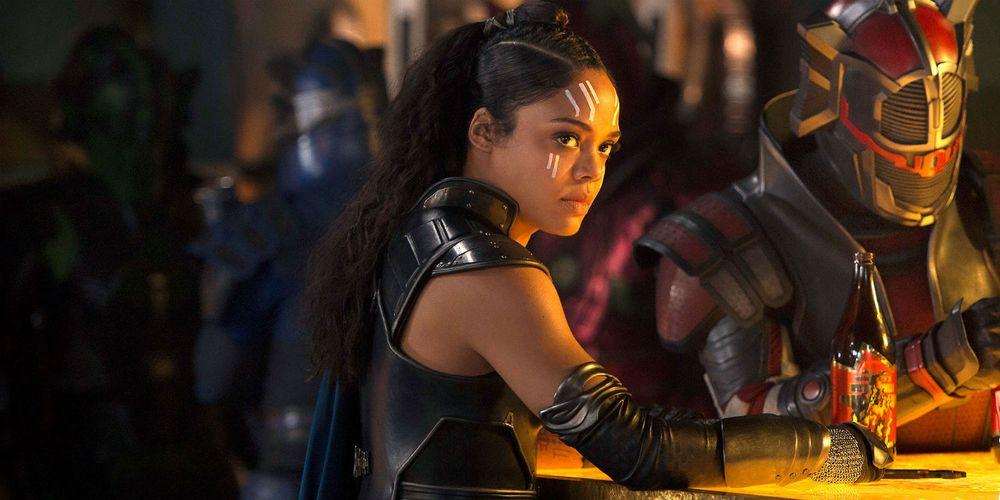 Tessa Thompson Wants to Star in a Saga Comic Book Adaptation