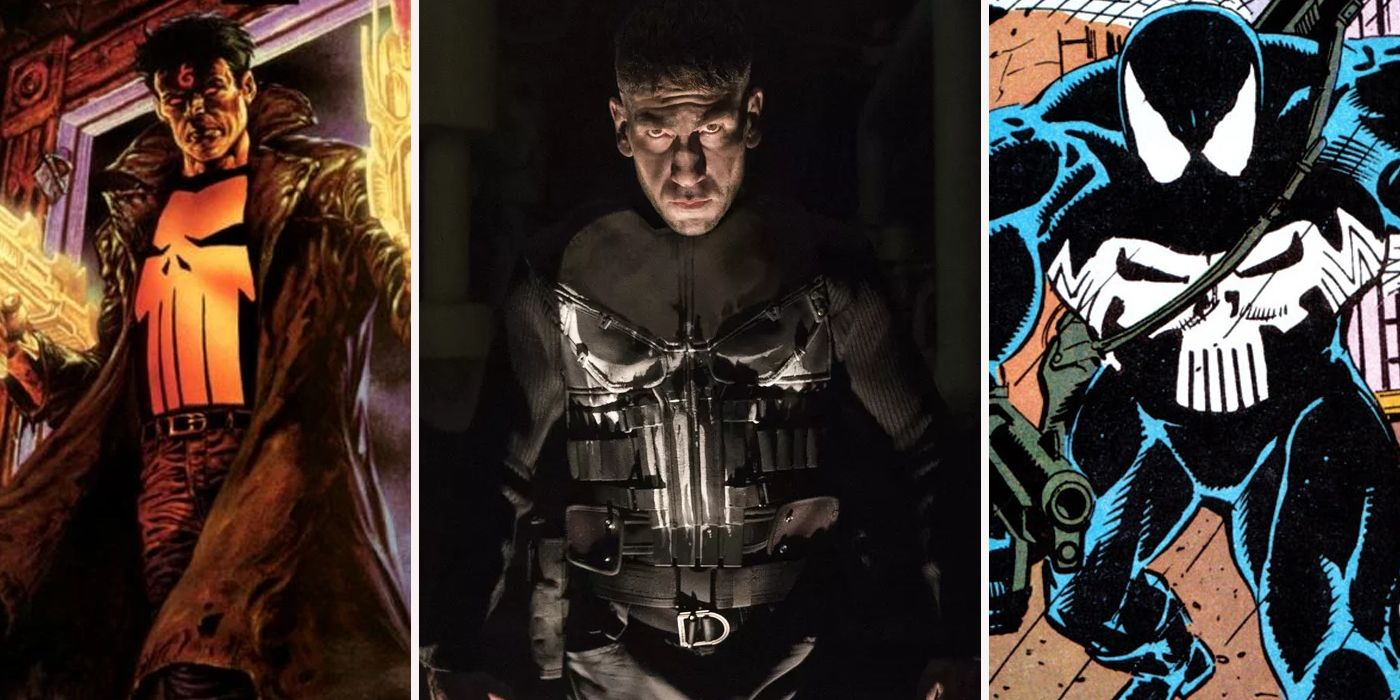 Superpowers You Never Knew The Punisher Had | ScreenRant