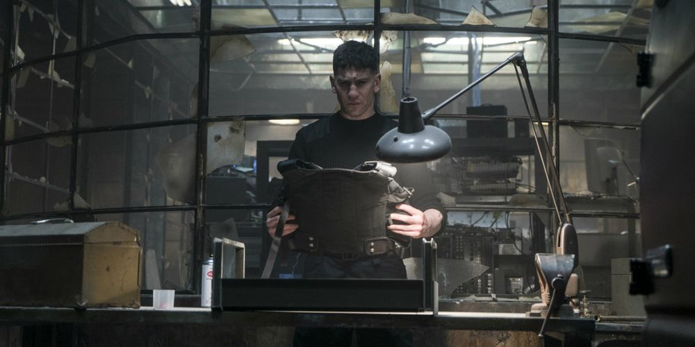 Marvel Wanted The Punisher & Defenders Kept Separate