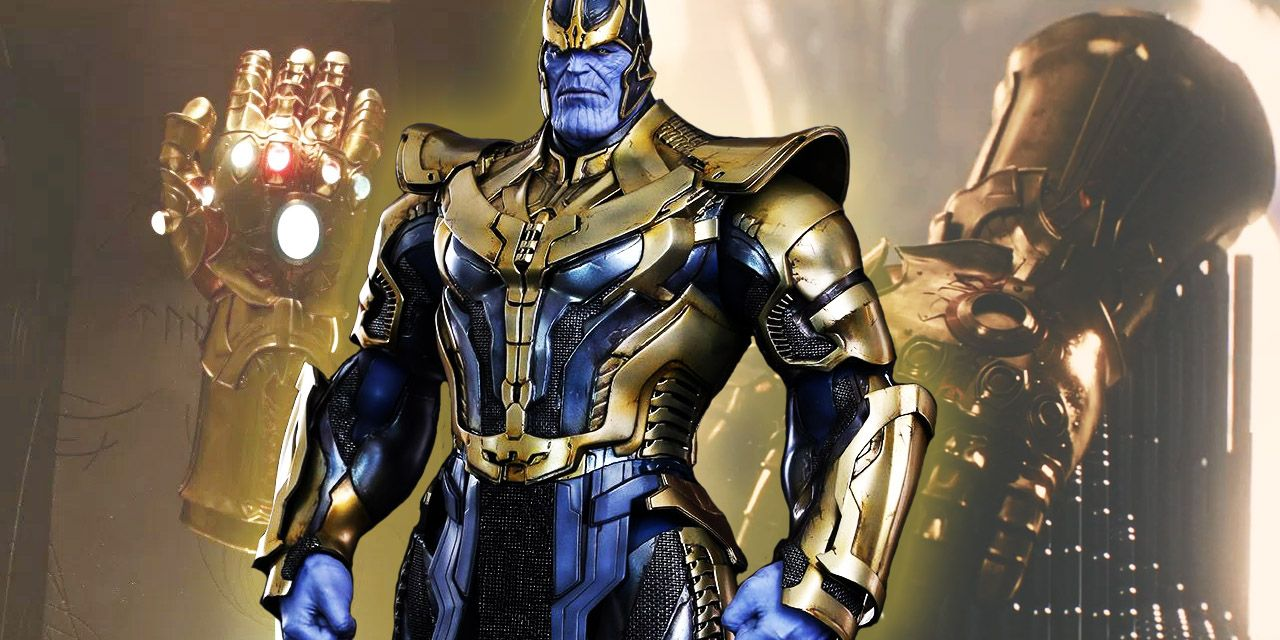 Thor 3 Reveals A Major Truth About Thanos Infinity Gauntlet